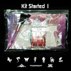 Kit Shiny Tattoo Started 001