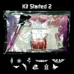 Kit Shiny Tattoo Started 002