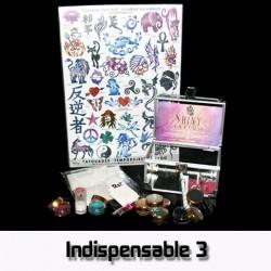Kit Shiny Tattoo Les indispensables 3